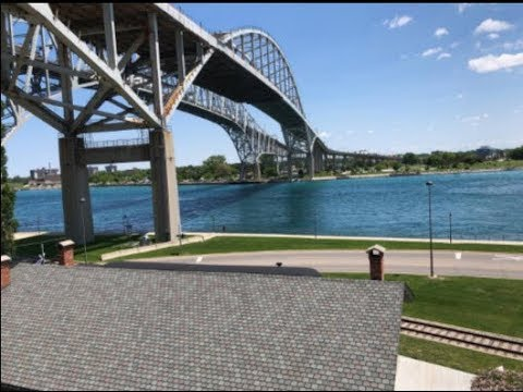 Ship Cam - Port Huron, Michigan USA | StreamTime LIVE
