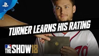 MLB The Show 18 – Rating Reactions: Trea Turner | PS4