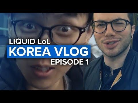 Korea Vlog EP. 1: Lost Luggage?