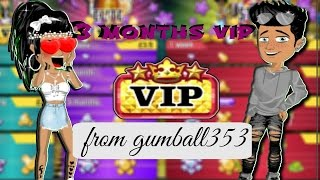 MSP VIP FROM AN AMAZING PERSON!!! | MovieStarPlanet