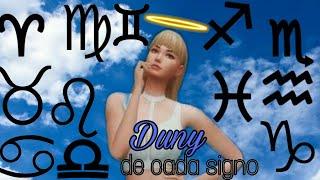 A Duny de cada signo (GITH)