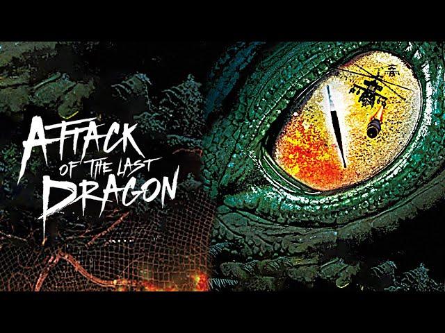 Attack of the Last Dragon (Horrorfilm auf Deutsch anschauen in voller Länge, ganze Filme)