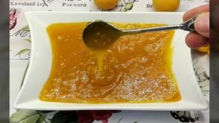 Kayısı marmelatı tarifi - Tam kıvamında kayısı reçeli nasıl yapılır- Kış hazırlıkları -Ev Lezzetleri