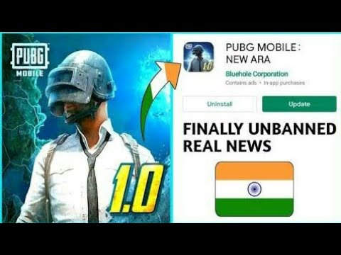 Pubg mobile india unbanned indian official release announced