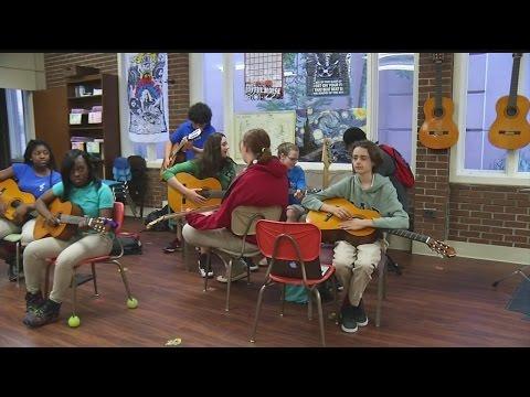 Cool School: Allegro Charter School of Music