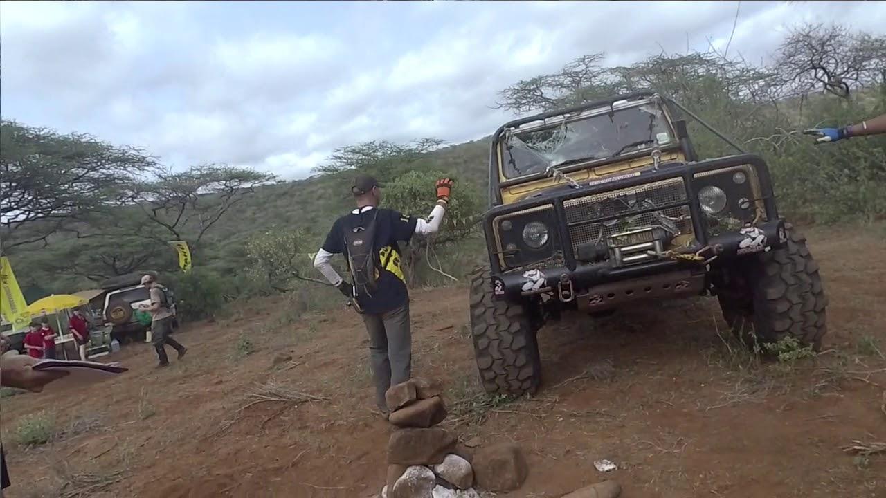 Bundu Bandits - Rhino Charge 2017 Marsabit Kenya