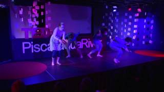 Seven Ages | Neoteric Dance Collaborative & 7 Stages Shakespeare Company | TEDxPiscataquaRiver