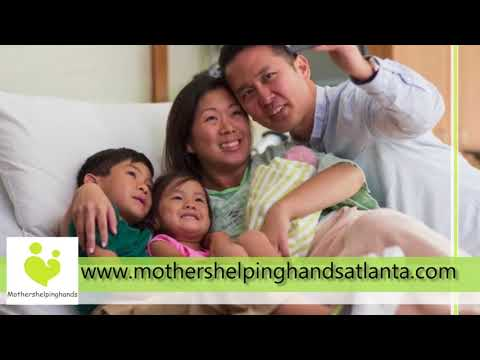 Mother's Helping Hands Atlanta Postpartum Care HD