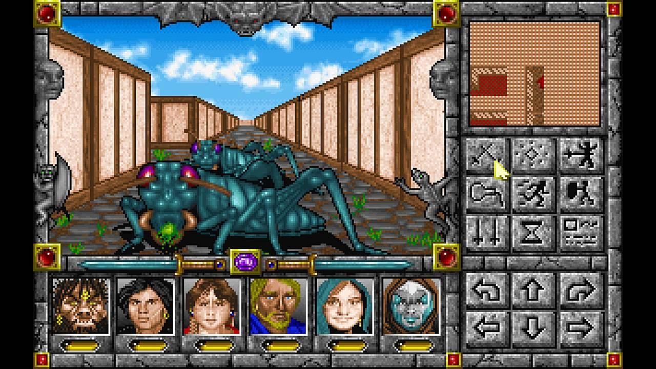 might and magic 4 clouds of xeen