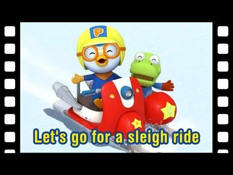 #47 Let's go for a sleigh ride (40min) | Kids movie | Animated Short | Pororo mini movie