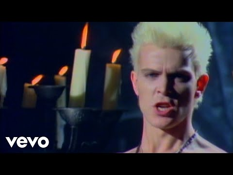 Billy Idol  White Wedding Pt 1