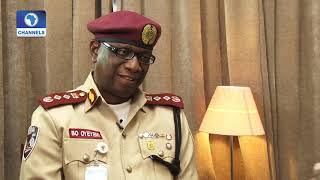 Road Safety: FRSC Corp Marshal Boboye Explains Mandate On Roadworthy Code Pt.2 |Question Time|