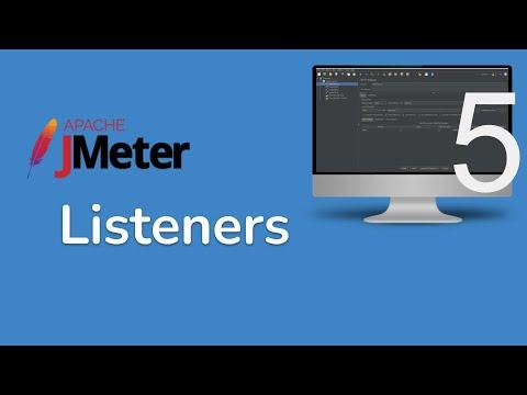 JMeter | Listeners