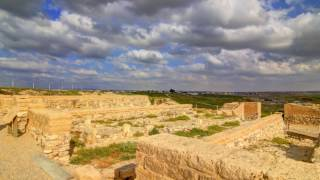 BEER-SHEBA | Tel Be'er Sheva HD Video Tour With Biblical Commentary