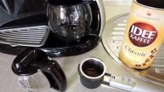 DELONGHI BCO130 - how to make ESPRESSO