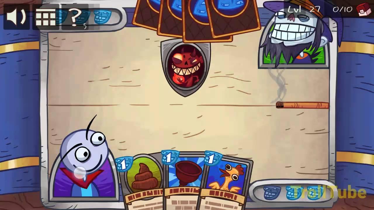 Troll Face Quest Video Games Level 26 27 28 29 30 Walkthrough | Room