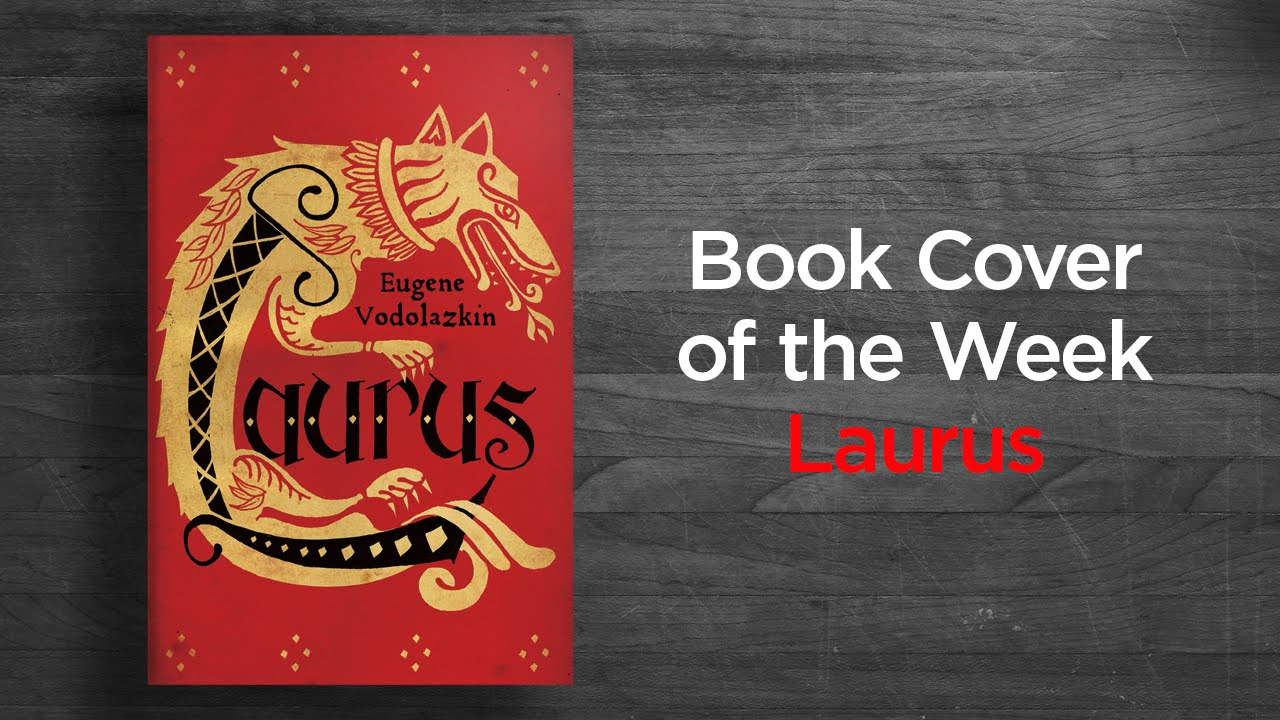 Book Cover Forros You Tube ~ Book cover of the week laurus youtube