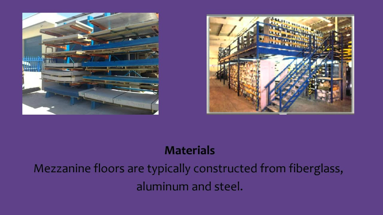 Meaning of mezzanine floor youtube for What does mezzanine floor mean