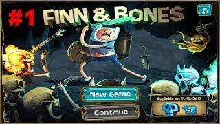 MATHEMATICAL! - Adventure Time: Finn & Bones - Part 1