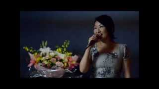 演歌歌手、結城三和さん、北島三郎の曲をカバーです。しています。