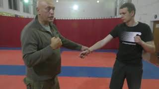 Москва Самооборона Система Спецназ Мастер-класс Вадима Старова  (  семинары, тренинги )