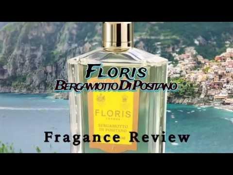 Bergamotto Positano By Request Floris Fragrance Cologne Perfume