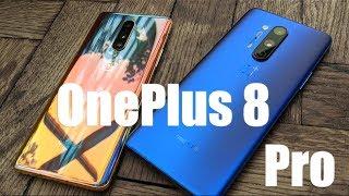 OnePlus 8 / OnePlus 8 Pro - ЛУЧШИЙ ANDROID СМАРТФОН 2020!