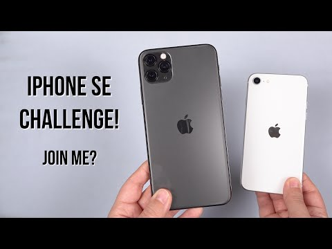 iPhone SE Challenge: Trading in my Flagship?