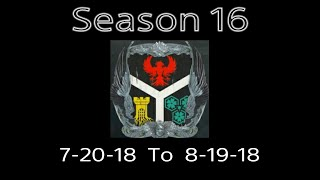 For Honor For All Community 4h4a Event 8-14-18