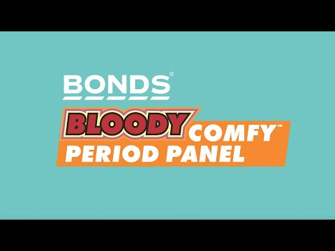 Bonds Bloody Comfy Period Panel   Episode 1