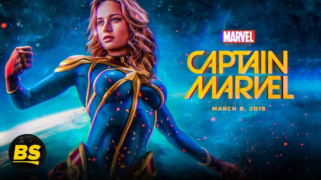 Captain Marvel 2019  Trailer  First Look  Brie Larson