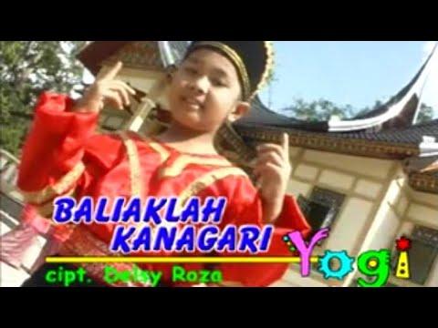 Yogie Nandes Cilik-Baliak Kasurau Jo Nagari