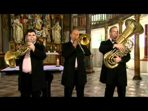 Adagio for strings brass quintet