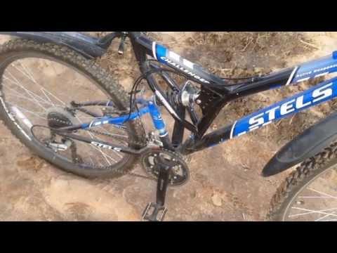 Велосипед STELS Challenger (Стелс Челенджер) - отзыв после двух лет эксплуатации