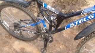 Велосипед STELS Challenger (Стелс Челенджер) - отзыв после двух лет эксплуатации(Горный, двухподвес, рама сталь, колеса 26