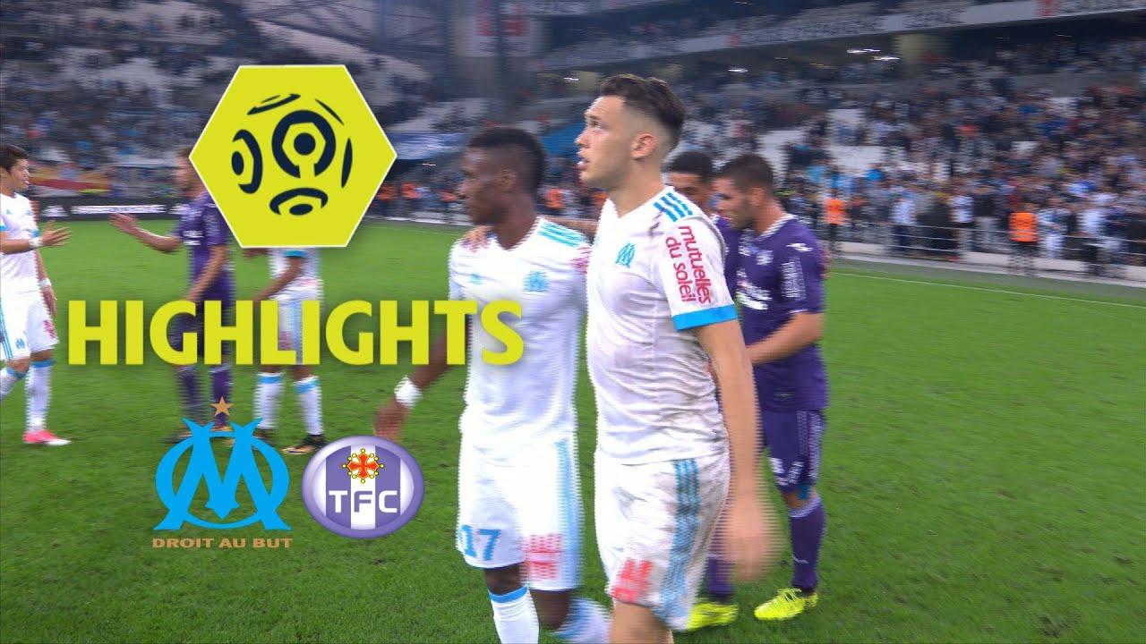 446c562085 Olympique de Marseille - Toulouse FC (2-0) - Highlights - (OM - TFC) /  2017-18