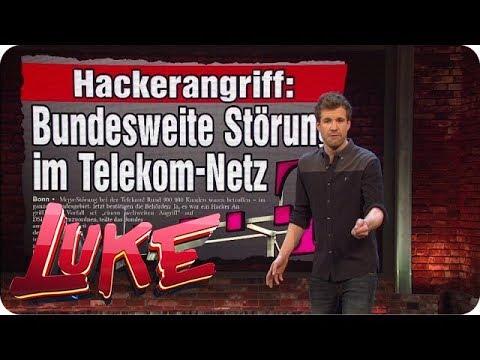 Lukes Wochenrückblick vom 4.12.2016  Telekom-Schock und Olympia-Debakel