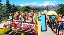 Beam baut Unterhaltungspark - Planet Coaster #01 | Let's Play Deutsch
