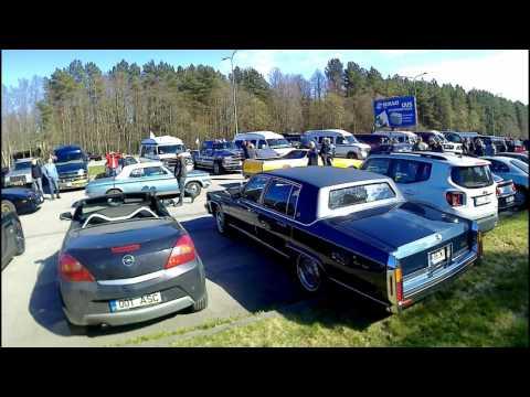 06 05 17 American car show. Tallinn