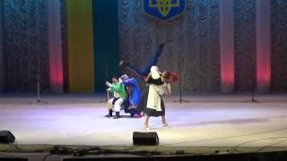 Женихи - заслужений академічний ансамбль пісні і танцю ЗСУ. Сурми України-2016