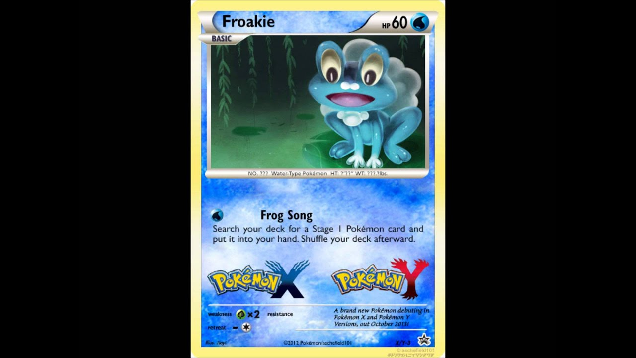 Legendary Pokemon X And Y Cards | www.pixshark.com ...