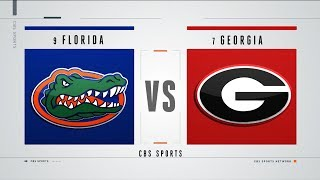 9 Florida at 7 Georgia preview