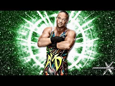 """WWE: """"One of a Kind"""" ► Rob Van Dam 4th Theme Song"""