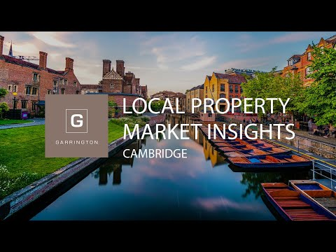 Cambridge Property Market - Local Insights