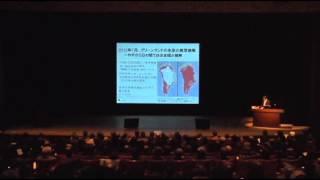 日経環境シンポジウム「先進事例が映し出すスマートエネルギーシティ東京~東京からはじめる低炭素社会~」(基調講演)