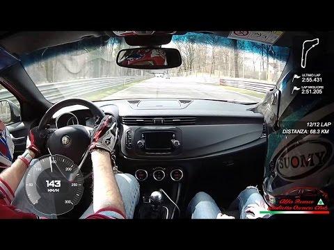 Alfa Romeo Giulietta Sprint speedday italian style Monza 2017