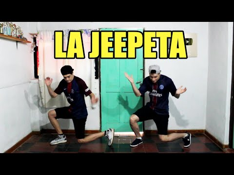 LA JEEPETA (Remix)