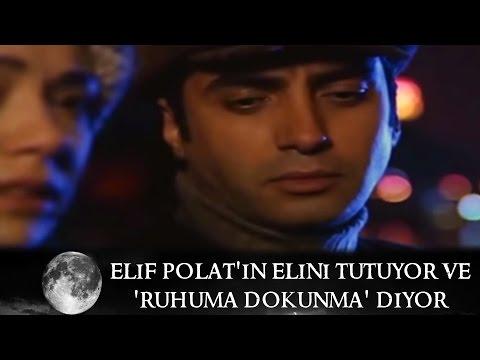 Elif Polat'ın Elini Tutuyor ve 'Ruhuma Dokunma' Diyor
