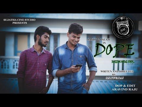 DOPE | A Short film | 2019 | Anna university BIT Campus |