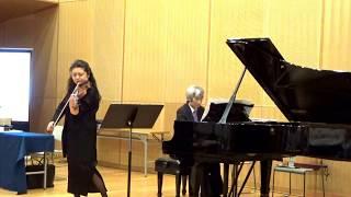 フィンランディア・ファンタジー  (Finlandia Fantasy) ヴァイオリン&ピアノ (Violin 佐藤まどか・Piano 安田正昭)
